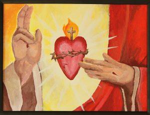 Se convertir par le coeur du Christ