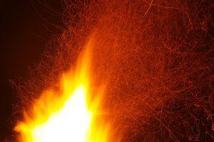 Se convertir par le feu de Dieu